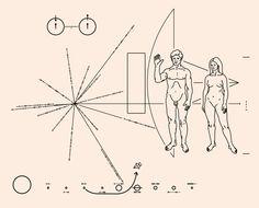Pioneerplaque SETI  (3096×2496)
