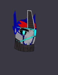 Prime by OptimusKnight39.deviantart.com on @DeviantArt