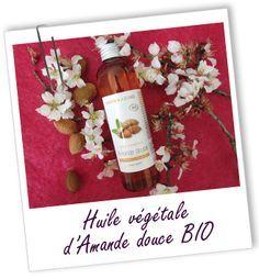 Huile végétale Amande douce BIO Aroma-Zone