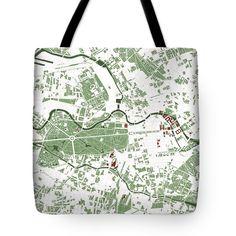 #Berlin tote #bag by PlanosUrbanos