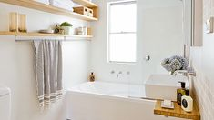 Simple ways to make your bathroom shine