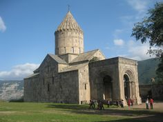 tatev monastery bell tower - Google Search