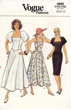 Vintage 1950/'s knitting pattern smocks Soirée Pull