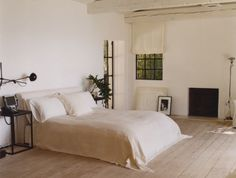 andalucian home of Ana Fernandez          apiece apart leandro shirt     mariana delas - grooming...