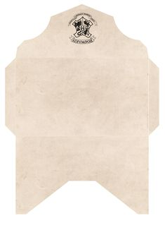 Harry Potter Letter, Letters, Envelope
