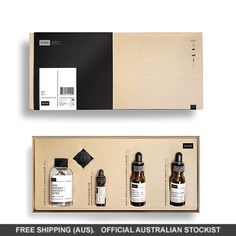 Pack the best holiday minis and beauty travel kits when you go on holiday and leave room for more shoes. Skincare Packaging, Cosmetic Packaging, Beauty Packaging, Box Packaging, Perfume, Cosmetic Design, Travel Kits, Bottle Design, Packaging Design Inspiration