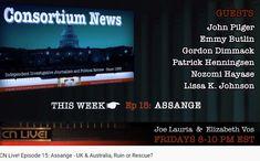 Ep 15 - 25 Oct 2019 Kim Dotcom, Jill Stein, Full Show, Journalism, Climate Change, Politics, Live, Doctors, Note