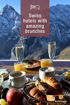 A brunch in Switzerland is all you need. Switzerland Tourism, Wengen Switzerland, Zermatt, Countryside, Brunches, How To Make, Hotels, Relax, Check