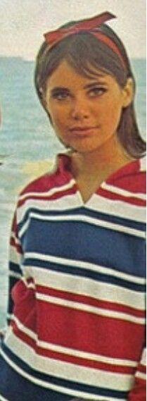 Colleen Corby 1965 Seventeen.