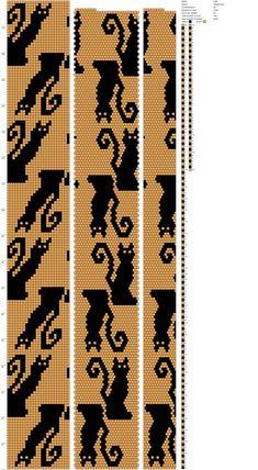 Width-24, Рисуем схемы для жгутов из бисера, вышивки и др.'s photos