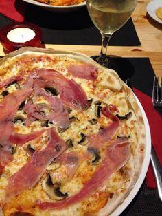 Máfia das Pizzas - Pizze Prosciutto Crudo