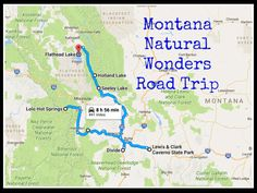 1. The Natural Wonders road trip