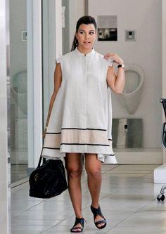 Kourtney Kardashian's Undercover Bump | Celebrity Baby Scoop