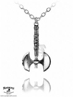 Alchemy Gothic Double Axe
