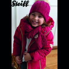 Ne kadar da mutlu değil mi? :)  Kış mevsimini sevdiren Steiff ürünleri Kanz ve S&D Mağazaları'nda!