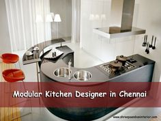 We provide various designs for Modular Kitchens, with such an extensive range it becomes easy for the customer to select their best style and fit. #ModularKitchenDesignerInChennai #ShreePaambanInterior
