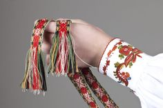Kids Playing, Weaving, Bangles, Vest, Folklore, Norway, Clothes, Ethnic, Dolls