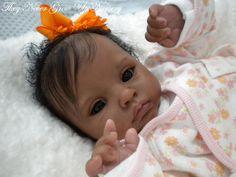 Debra - They Never Grow Up Nursery Reborn DollsWhere babies are babies...Forever! Reborn Doll Artist Debbie Henshaw