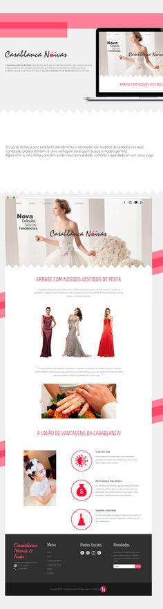 Confira meu projeto do @Behance: \u201cCasablanca Noivas - Website 2017\u201d https://www.behance.net/gallery/50226271/Casablanca-Noivas-Website-2017