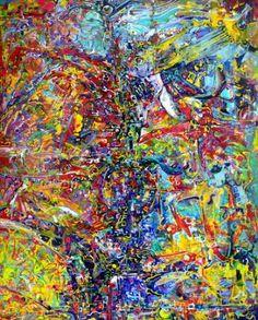 """Saatchi Art Artist Igor Eugen Prokop; Painting, """"Nature's plenty"""" #art"""