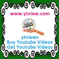 Our service is unlike any other; we provide you powerful tools to help you manage and track the success of your internet marketing campaign.    http://www.ytview.com/