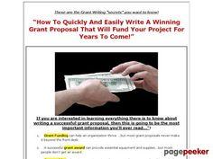 Grant Writing Secret Tips