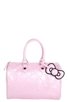 f4b33d1f3ec0 Loungefly - Hello Kitty Pink Embossed City Bag