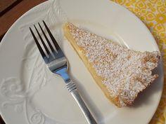 gluten free lemon tart