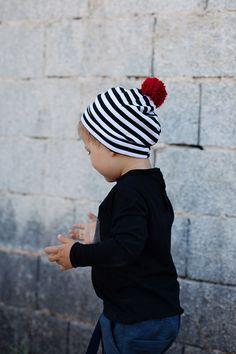 pompom beanie Winter Hats, Beanie, Accessories, Fashion, Moda, Fashion Styles, Beanies, Fashion Illustrations, Jewelry Accessories