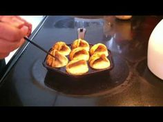 MFY || How to cook Aebleskiver || HD