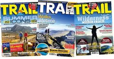 Fab prizes for the summer microadventure challenge! Info:  http://ift.tt/2s8DfQK The chance to join Trail magazine on a photoshoot in the hills: a free trip to the hills lots of fun and your microadventure featured in Trail. Also some subscriptions to Trail magazine.