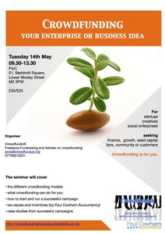 Crowdfunding Enterprise and Business