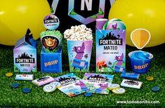 Las tortas más creativas de Fortnite - Todo Bonito Birthday Diy, Birthday Party Themes, Video Game Awards, Mini Pinatas, Different Games, Birthday Decorations, Party Time, Llamas, 8 Year Anniversary