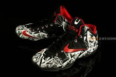 low priced 050d7 0852a Nike LeBron 11