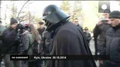 Prohíben votar a Darth Vader en las elecciones legislativas de Ucrania