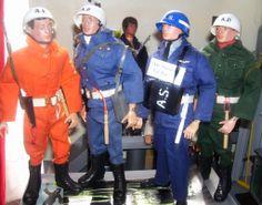 air police en Air security gi joe