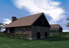 Studio SBA » Landelijke bijgebouwen