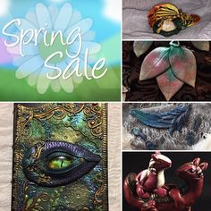 Don't miss out on our Spring sales event. Coupon codes are below. Contact me with questions or custom requests happy seeking.   Spring coupon codes MCTLSPRING10 10% $20-49,  MCTLSPRING15  15% $50-99,  MCTLSPRING20  20% $100+