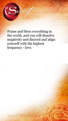 Law of Attraction: Love
