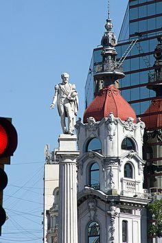 reflejos | Cúpulas de Buenos Aires