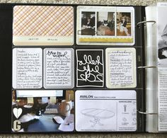 i want to do this style of scrapbooking