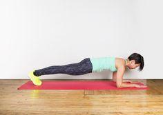 plank para antebrazos