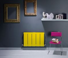 Why Coloured Radiators are Growing in Popularity