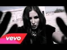 Chelsea Wolfe - Feral Love (Official Video)  I admit it; I have a schoolboy crush on Chelsea Wolfe. Sigh.