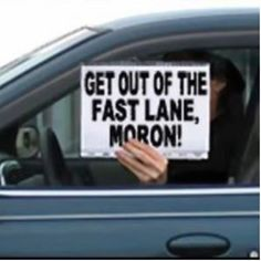 I would love to do this! I'd say I have a bit of road rage...