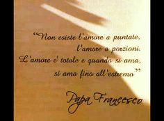 Amore. Papa Francesco