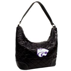 Kansas State Wildcats NCAA Quilted Hobo