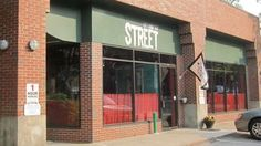 STREET (Portsmouth, NH).  Stop into Street for a taste of global fare without having to dust off your passport. This casual eatery offers small plates of street food from around the world, like pozole, sticky rice bowls, and Korean fried chicken.