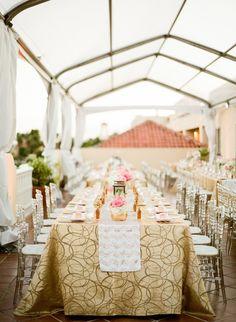 wedding reception idea; photo: Lindsay Madden Photography