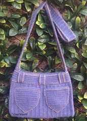 double purse pattern